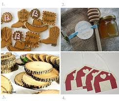 country wedding favors western wedding favors cutest wedding favors