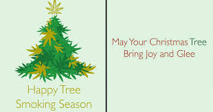 christmas cards themed these cannabis themed cards will bring you a marryjuana christmas