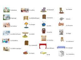 vocabulaire de cuisine apprenons français ensemble vocabulaire pour débutant la maison