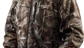 Milwaukee M12 Heated Jacket Available In Black