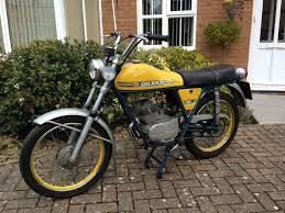gilera 50 touring rs 1974 classic moped in horsham west sussex