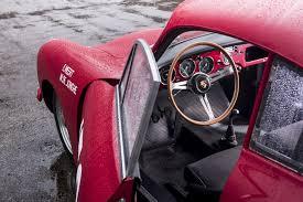 porsche cars interior 1963 porsche t6b 356 carrera 2 gt