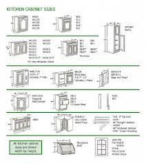 100 standard kitchen cabinet sizes standard kitchen
