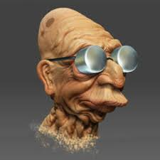 Farnsworth Meme - professor farnsworth meme 3d models thingiverse
