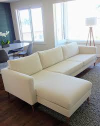 Ikea Slipcovers Custom How I Turned My Ikea Couch Into A 10 000 Designer Sofa Custom
