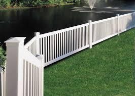 Plastic Handrail Popular White Plastic Fence Color U2014 Peiranos Fences