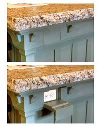 kitchen island outlet ideas hidden outlet idea for the kitchen browse all don gardner home