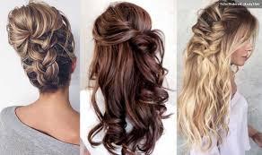 einfache hochzeit frisuren hairstyle inspiration abiball hochzeit endspurt fashionzone
