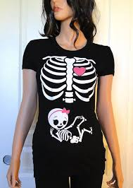 Pregnancy Halloween Costumes Skeleton 25 Halloween Pregnancy Shirt Ideas Christmas