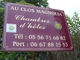 chambres hotes fr chambres d hôtes au clos magnolia chambres castillon de castets