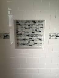 Bathroom Wall Tiles Ideas Colors Best 25 White Subway Tile Shower Ideas On Pinterest White