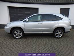 lexus rx 400h pictures lexus rx400h 3 3 64134 used available from stock
