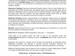 Sample Resume For Forklift Operator by Sewing Machine Operator Resume Security Protective Come Across