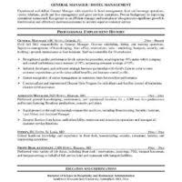 Hotel General Manager Resume Samples by 33 Professional Hotel Sales Manager Resume Samples With Excellent