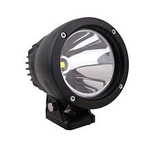 led driving lights for trucks 4 5 inch round 25w led work light 4x4 aluminium cree spot led