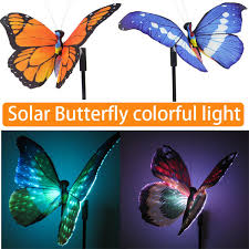 compare prices on solar butterfly for garden shopping buy