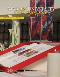 marian magazine fall 2012 by marian university issuu