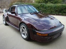 1987 porsche 911 slant nose tuner tuesday ruf 1978 porsche 930 slantnose v 1987 930