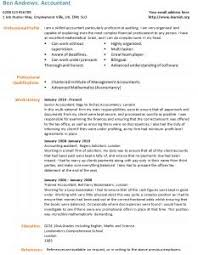 Example Of Accountant Resume by Cabin Crew Cv Example Cabin Crew Pinterest Cv Examples