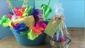 Teacher Gift Basket Gifts For Friends Diy Teacher Gift Ideas Youtube