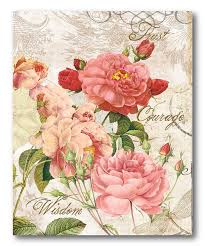 Shabby Chic Wall Art by Look At This Shabby Chic Roses Iv Canvas Wall Art On Zulily Today