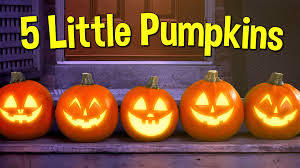 five little pumpkins pumpkin song super simple songs youtube