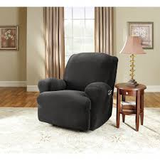 Leather High Back Armchair Furniture Leather Wingback Recliner For Comfortable Armchair