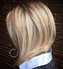 cute shoulder length haircuts longer in front and shorter in back 50 best bob hairstyles for 2018 cute medium bob haircuts for women