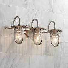 Lamps Plus Bathroom Lighting by Kichler Caparros 24
