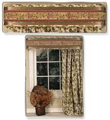Window Cornice Kit Use A Sheet As Curtains For Window Treatment