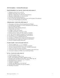 Housekeeping Supervisor Resume Housekeeping Supervisor Job Description Resume Contegri Com