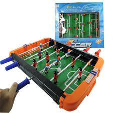 mini desktop soccer tables kids educational toys family game table