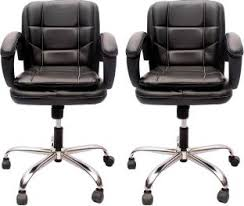 Durian Office Chairs Price List Office Study Chairs Buy Office Study Chairs Online At Best