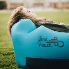 Blow Up Beach Chair by Windpouch The World U0027s Best Inflatable Hammock