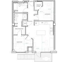 100 floor plan requirements planning the guest room floor