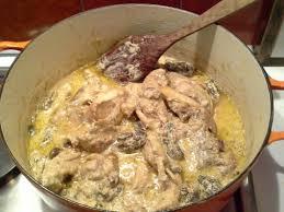 cuisiner des marrons frais chapon au vin de paille recette morilles marrons et frais