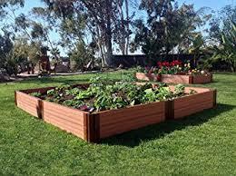 Raised Garden Beds Kits Amazon Com Frame It All 300001099 2