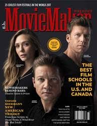 moviemaker magazine issue 125 fall 2017 2018 complete guide to
