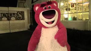 lots o huggin u0027 bear villain meet u0026 greet at mickey u0027s not so scary
