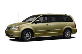 2012 chrysler town u0026 country new car test drive