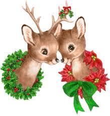 imagenes animadas de renos de navidad renos de navidad gif