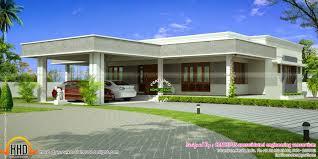 kerala home design flat roof elevation house plan flat roof house plans designs planskill elegant flat