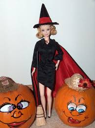 Bewitched Halloween Costume Barbie Bewitched