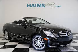mercedes e class 2013 2013 used mercedes e class 2dr cabriolet e350 rwd at haims