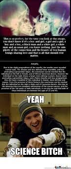 Science Bitch Meme - science bitch by fauzanffr meme center