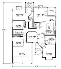 Contemporary House Floor Plan 73 Best Dream Home Images On Pinterest Floor Plans Square Feet