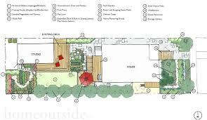 design blueprints online home garden design plan landscaping plans cool best set garden