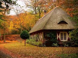 wallpaper cute house country house pixdaus