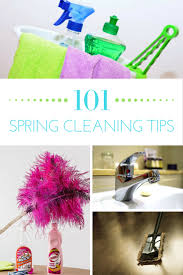 101 spring cleaning tips dish y com