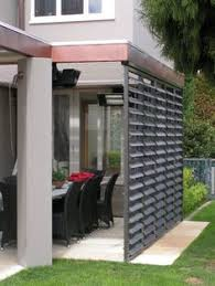 Aluminium Louvre Awnings Basix Approved Louvre Awnings Fixed Awnings Louvrelux Awning